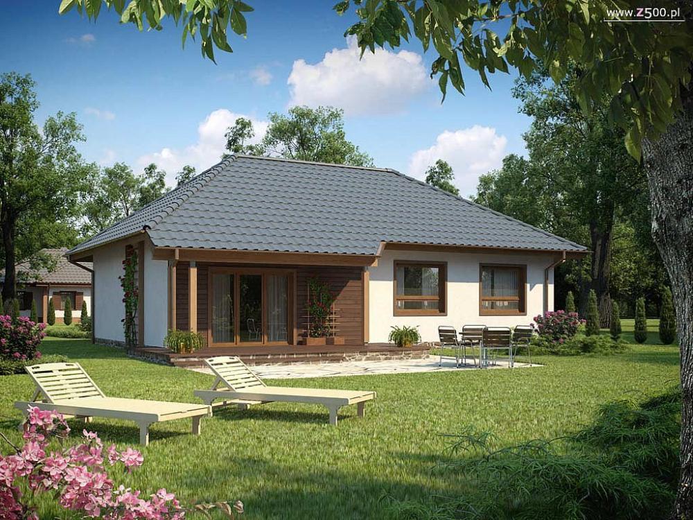 Jak wybrać projekt domu drewnianego